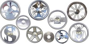 Aluminum Steering Wheels, Custom Billet Steering Wheels