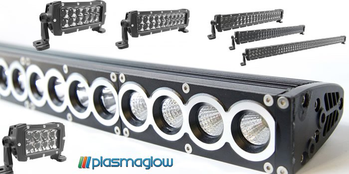 Complete Lineup of High Output LED Lights