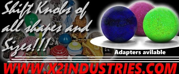 Custom Shift Knobs, Aftermarket Interior Accessories