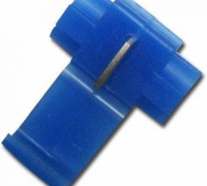 Quick Splice Adapters Blue