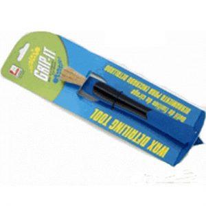 Wax Detailing Tool Non-Slip Comfort Grip Brush