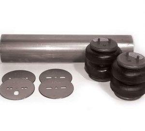U-Build It, DIY Air Bag and Fabrication Bracket Kit – Front or Rear (PAIR)