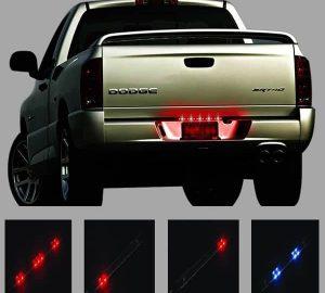 12″ Plasmaglow Mini Fire & Ice Tailgate LED Bar