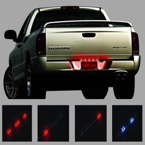 12″ Plasmaglow Mini Fire & Ice Tailgate LED Bar