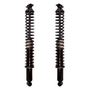 1995-1999 Ford Explorer Rear Air Ride Suspension Air to Coil Over Gas Shocks Conversion Kit