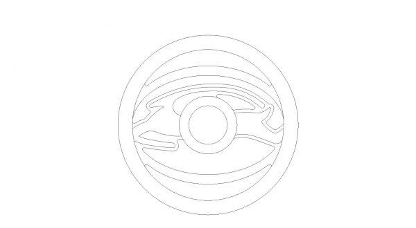 Full Custom Billet Steering Wheel – Impala