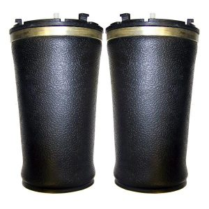 2002-2004 Oldsmobile Bravada Heavy Duty Rear Air Ride Suspension Air Spring Bag Assembly – Pair