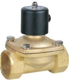 1/4″ 130psi Electronic Brass Air Bag Valve (Bare no Mounting Bracket)
