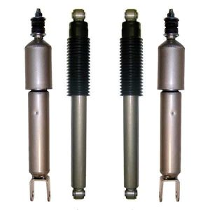 2000-2006 GMC Yukon  4Wheel Electronic to Passive Suspension Conversion with Front & Rear Gas Shocks Kit