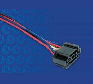 "Dual Plug ""n"" Play Deluxe Relay Harness Socket"