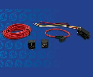 Heavy Duty Headlight Relay Conversion Kit