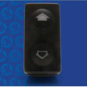 3 Position Illuminated Rocker Switch with Arrows – Deep Lip
