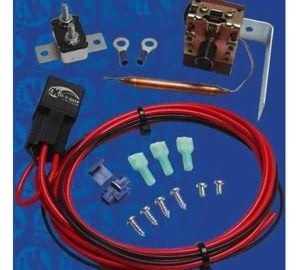 Adjustable Temperature Switch Relay Kit
