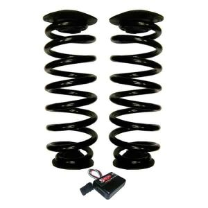 2000-2006 BMW X5 Rear Suspension Air Bag to Coil Spring Conversion & Warning Message Remover Kit