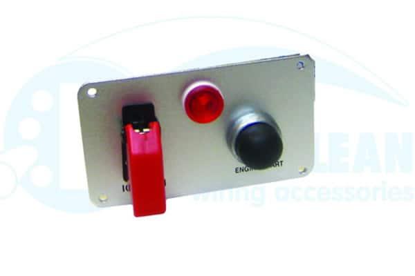 Race Switch Panel - 1 Toggle