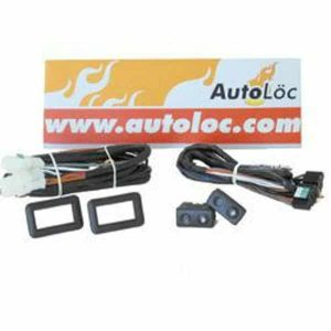 Power Window Switch Wiring Kit (3 Switches)