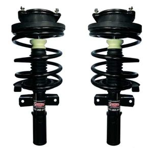 1989-1991 Buick Reatta Front Suspension Electronic to Passive Coil Over Gas Struts Conversion Kit