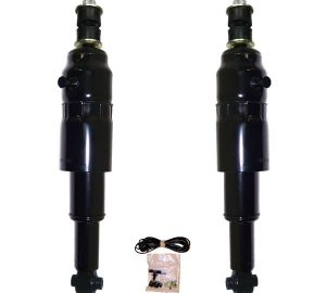 1993 Cadillac Allante Rear Electronic to Passive Suspension Air Shocks Conversion Kit