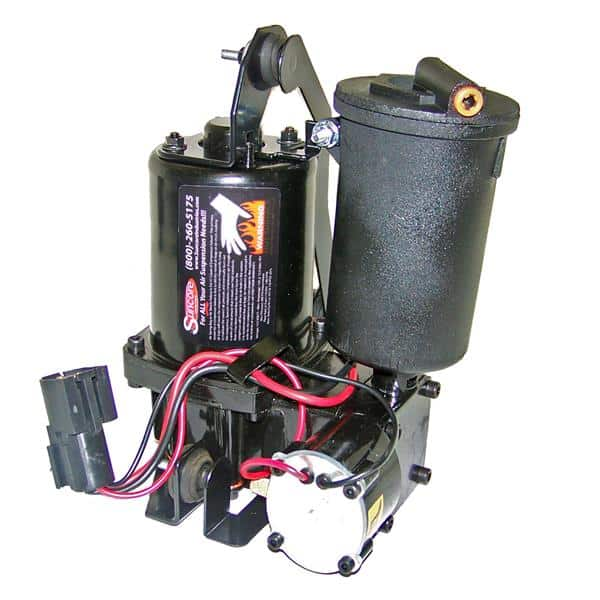 1989 1997 Lincoln Town Car Air Ride Suspension Compressor With Dryer