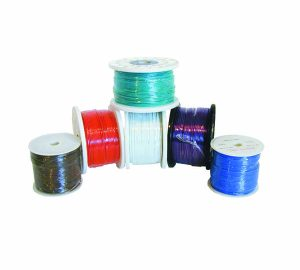 Primary Wire 18g. Black 500ft.