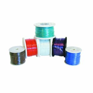 Primary Wire 18g. Clear 500ft.
