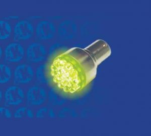 Super Bright Green 1156 Led 12v Bulb