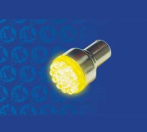 Super Bright Yellow 1156 Led 12v Bulb
