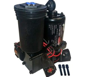 1997-2002 Ford Expedition 2WD Air Ride Suspension Compressor with Dryer