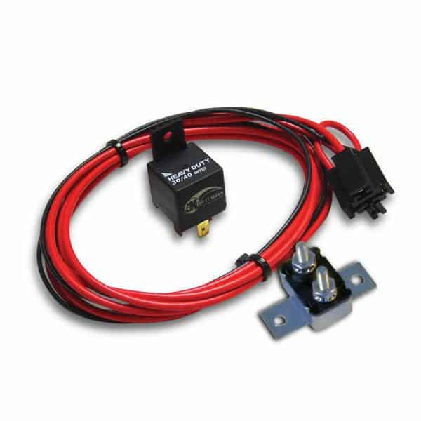 Trigger Horns 12450 Horn Driver Relay with Plug in Harness and Circuit Breaker High Amp