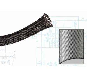1 1/2″ Clear Ultra Wrap Wire Loom – 50 Feet