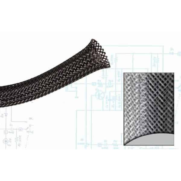 1/8″ Stainless Steel Ultra Wrap Wire Loom – 250 Feet