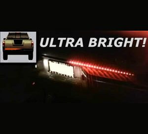 "48"" Plasmaglow Night Raider LED Tailgate Truck Light Bar"
