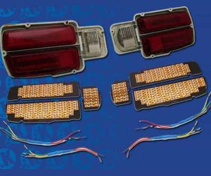 NISSAN 1975-1978 280Z LED TAILIGHT CONVERSION KIT