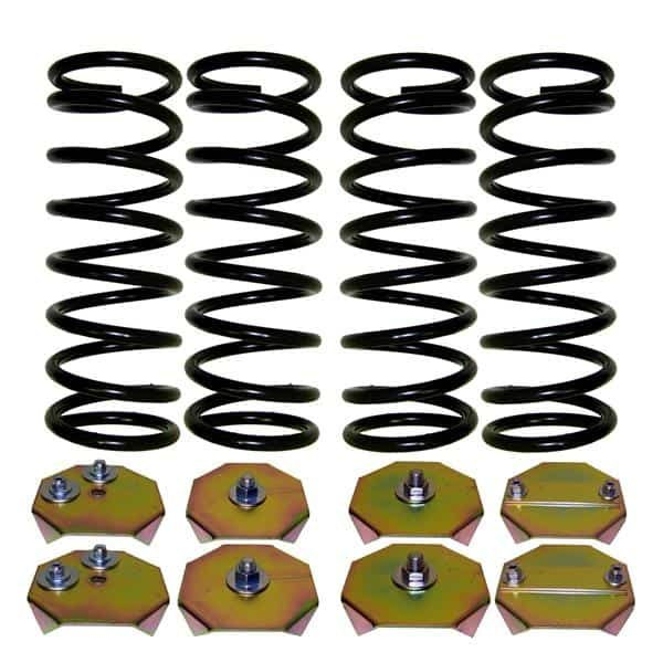 1987-1994 Land Rover Range Rover 4Wheel Suspension Air Bag to Coil Spring Conversion Kit