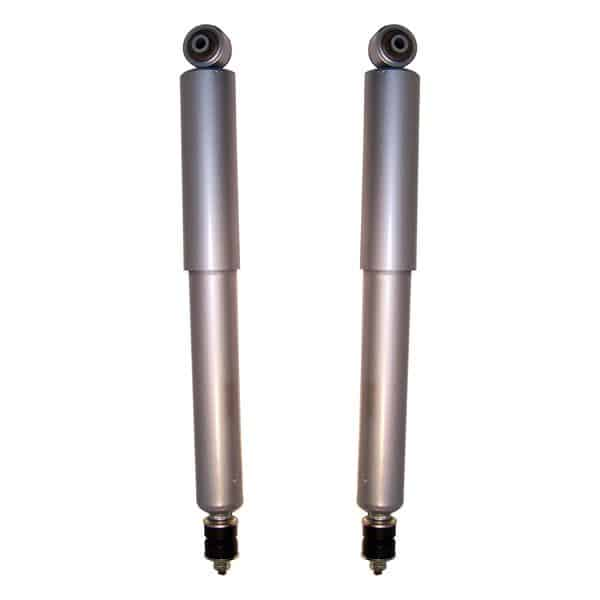 1995-2002 Land Rover Range Rover Front Suspension Gas Shocks Replacement Kit