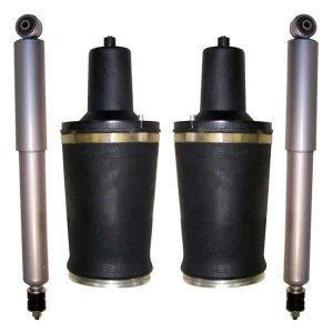1995-2002 Land Rover Range Rover Heavy Duty Gen III Front Air Ride Suspension Air Spring Bags & Gas Shocks Kit