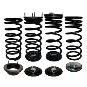1995-2002 Land Rover Range Rover Deluxe 4Wheel Suspension Air Bag to Coil Spring Conversion Kit