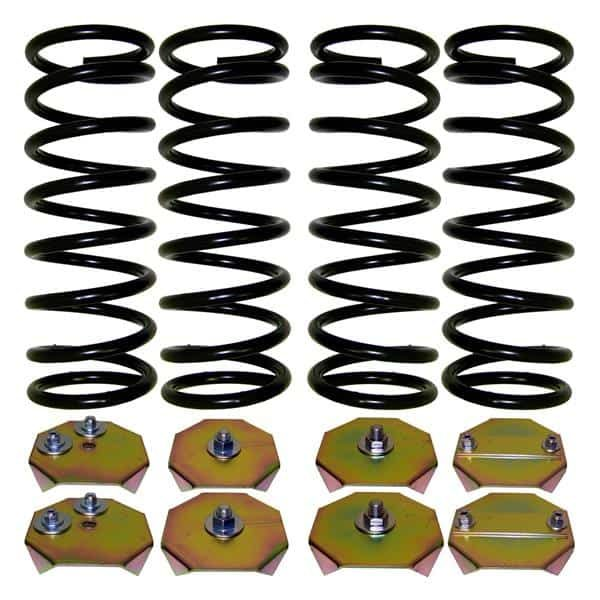 1995-2002 Land Rover Range Rover Regular 4Wheel Suspension Air Bag to Coil Spring Conversion Kit