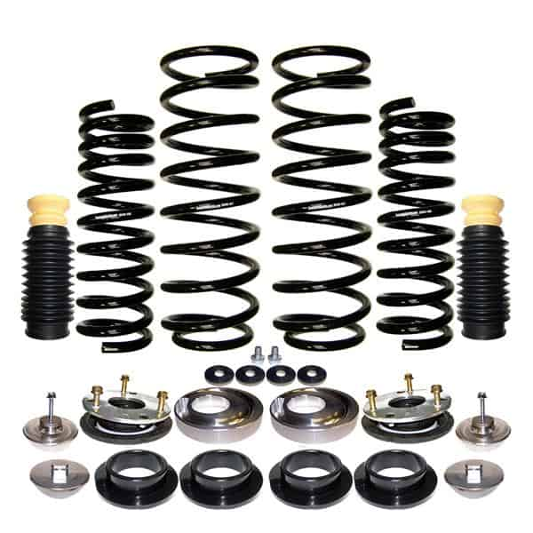 2003-2012 Land Rover Range Rover 4Wheel Suspension Air Bag to Coil Spring Conversion Kit