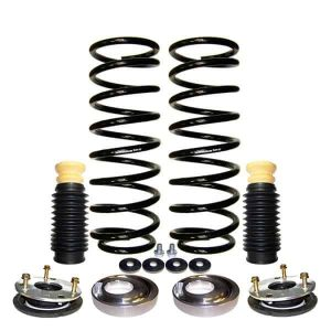2003-2012 Land Rover Range Rover Front Suspension Air Bag to Coil Spring Conversion Kit