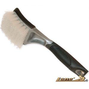 Soft Grip Whitewall of Sidewall Tire Brush
