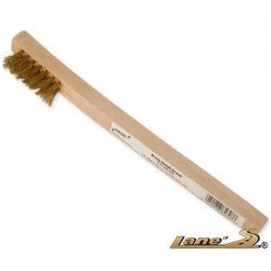 Brass Toothbrush-Style Detail Brush