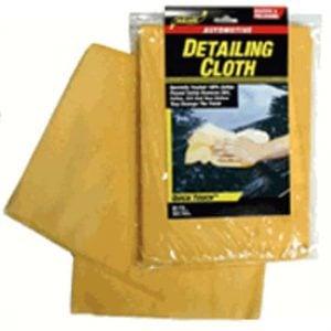 Wax-treated Detail Cloth