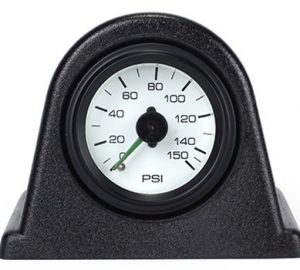 1 Gauge Pod with 1 – 2 Zone Air Gauge (Single Pod)