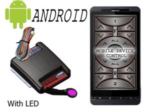 ANDROID SmartPhone Bluetooth Wireless FBSS Digital Air Controller