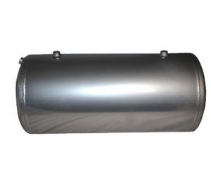 12 Gallon, 5 Port Stainless Steel Air Tank (27″ X 12″)