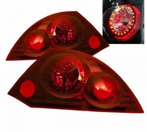 00-02 Mitsubishi Eclipse L.E.D. Tail Lights – Red