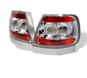 96-01 Audi A4 Altezza Tail Lights – Chrome