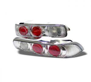 94-01 Acura Integra 2DR Altezza Tail Lights – Chrome