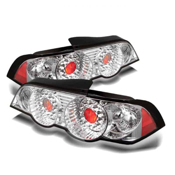 02-04 Acura RSX Altezza LED Tail Lights – Chrome